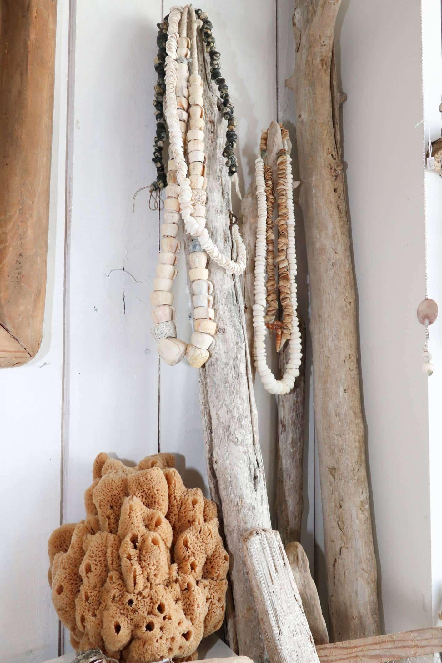 décoration bois flotté