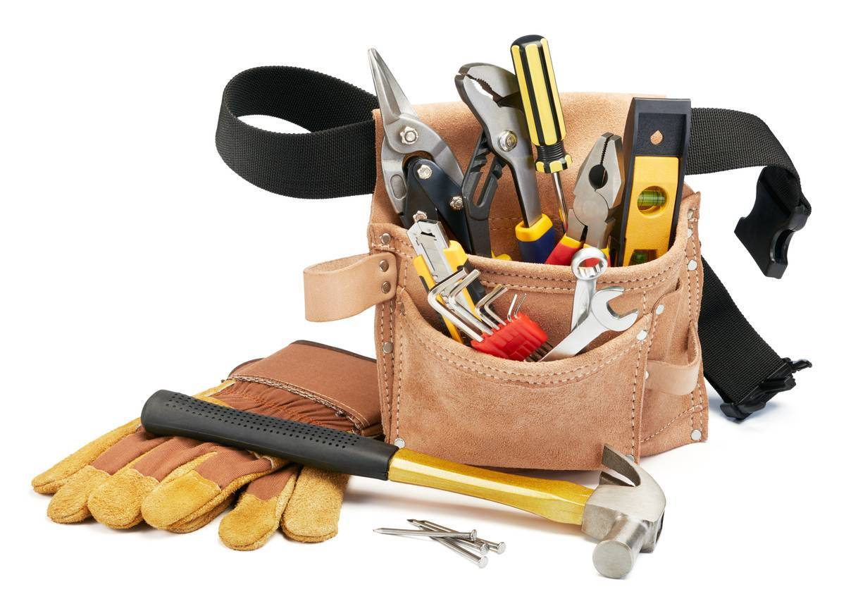 outils travaux bricolage