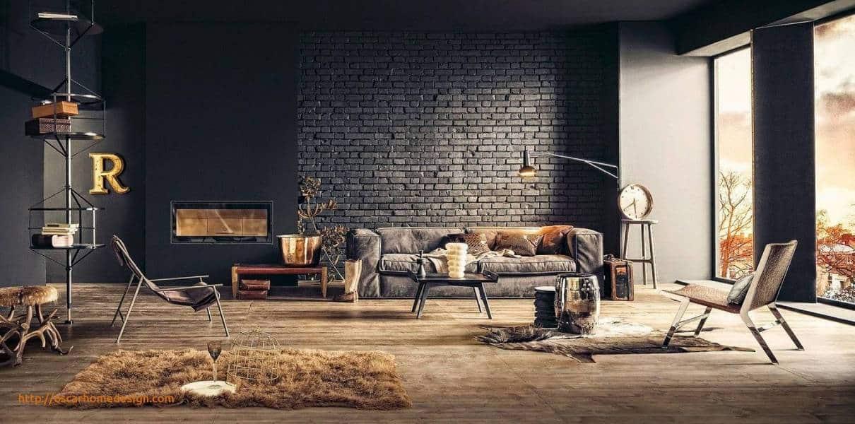 décoration de style industriel