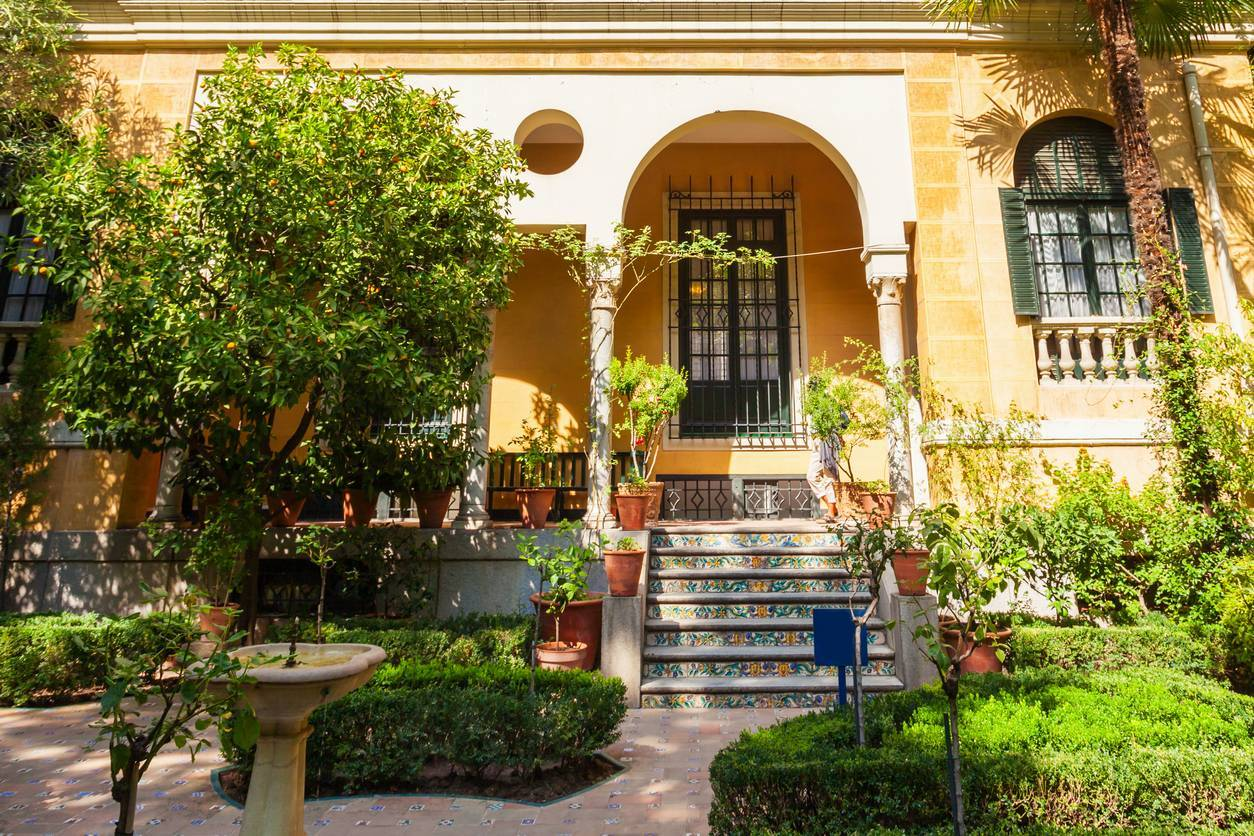 Style hacienda