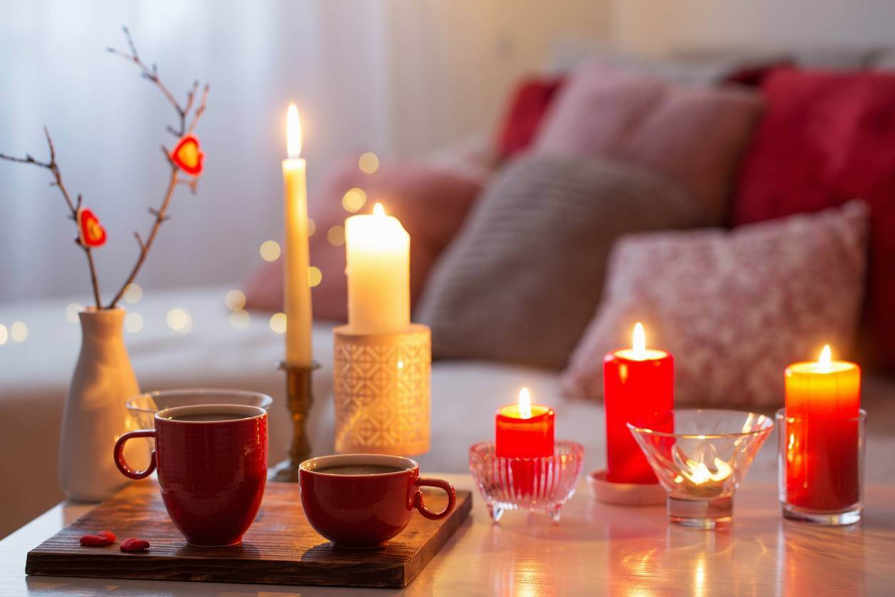 bougies parfumées pour créer une ambiance zen chez soi
