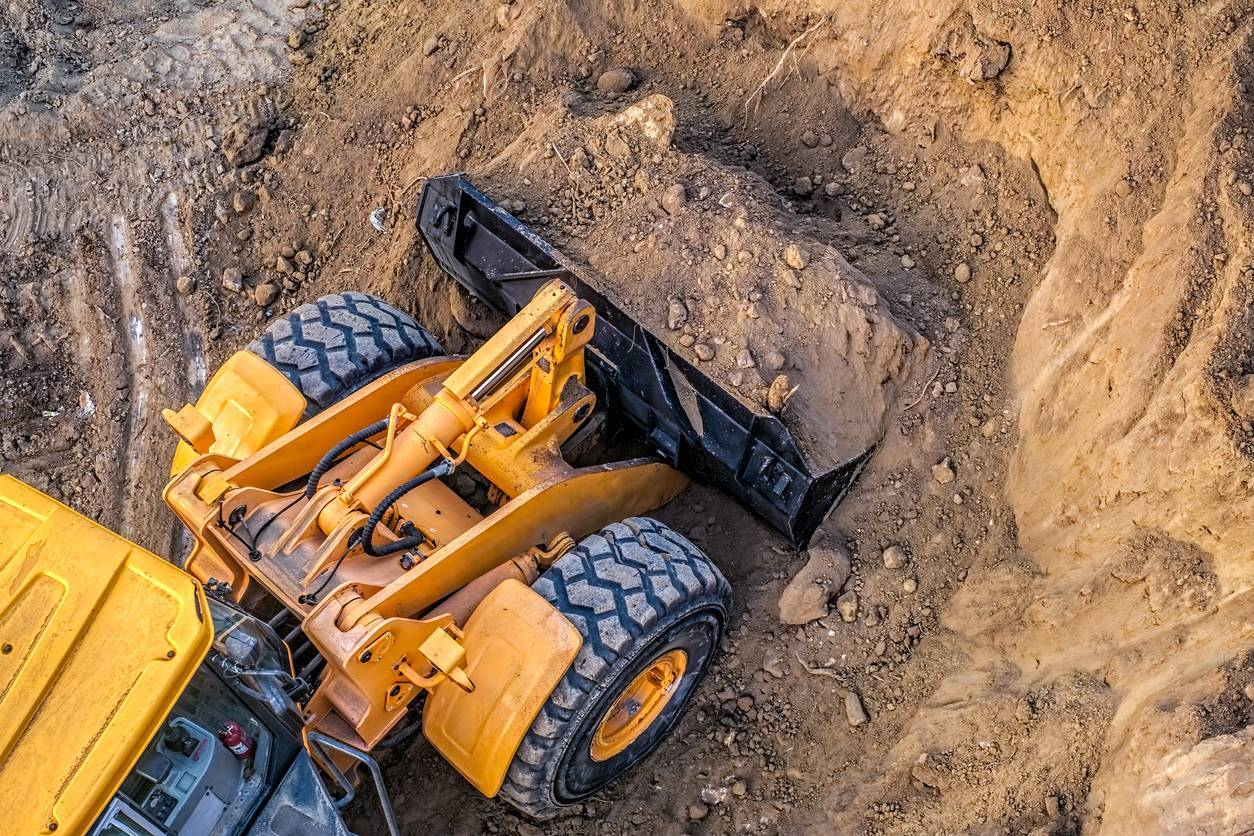assurance décennale travaux terrassement