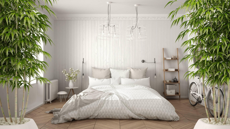 plantes artificielles chambre