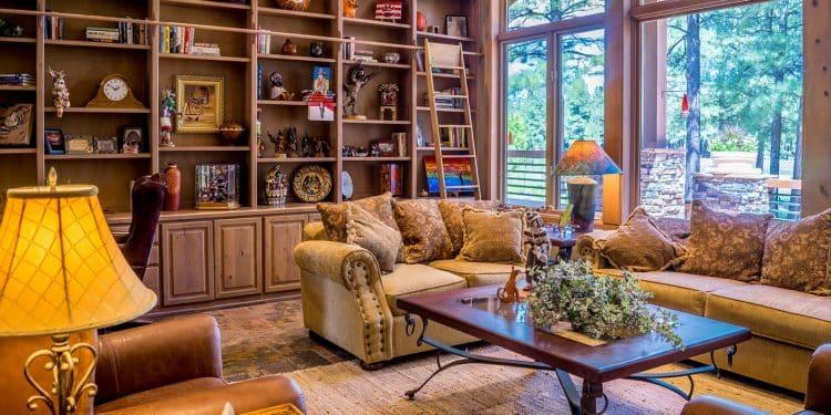 Pourquoi faire le choix des meubles de salon en bois?