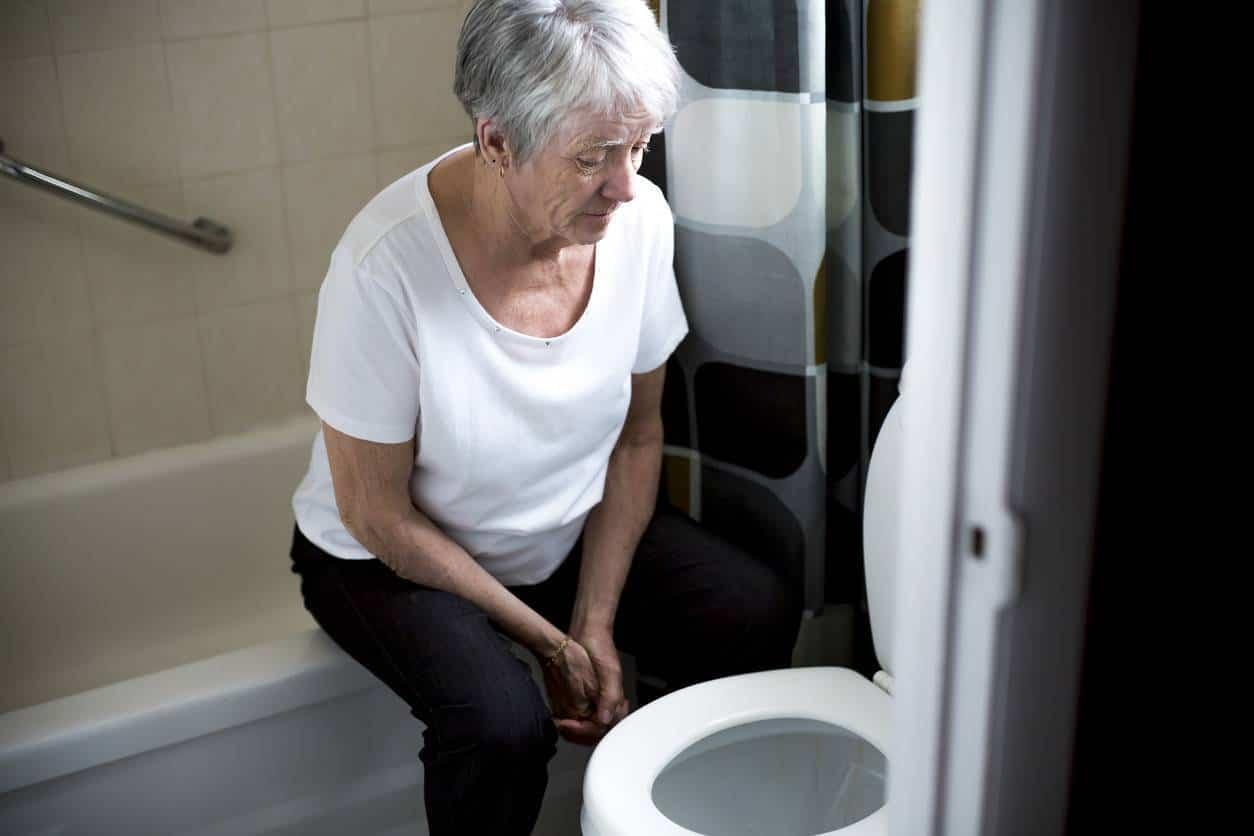 senior salle de bain mitigeur thermostatique
