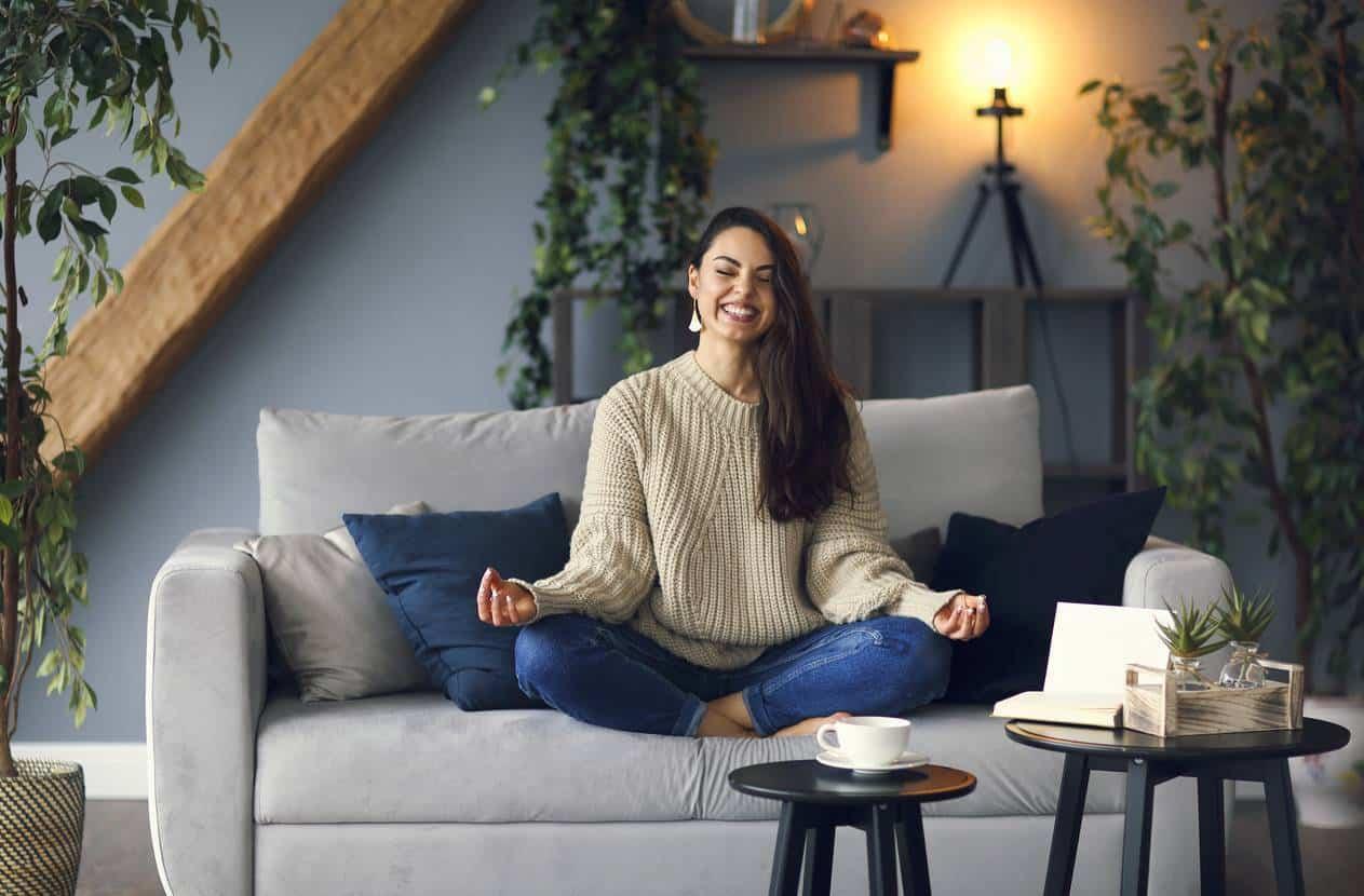 créer un salon zen