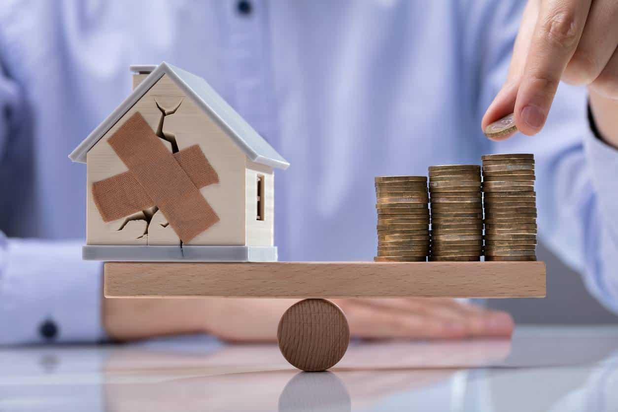 dégât structurel assurance décennale