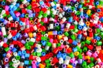 Tas de perles à repasser